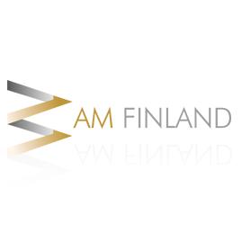 liikemerkki AM Finland