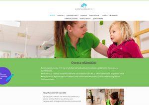 verkkosivut Lahti mainostoimisto Idus - Ote Fysio
