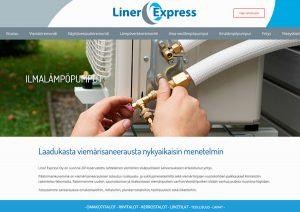 nettisivut Idus Lahti- LinerExpress