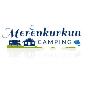 Logosuunnittelu Idus merenkurkku camping